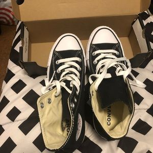 Need them gone ASAP! Hi top converse brand new!!